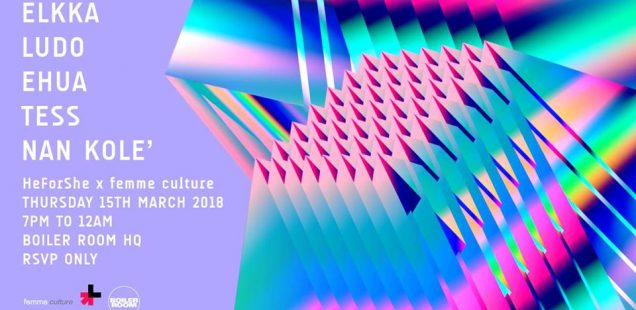 XERA VERA's Unmissable Clubs in London This Weekend - 15-18 March 2018 1