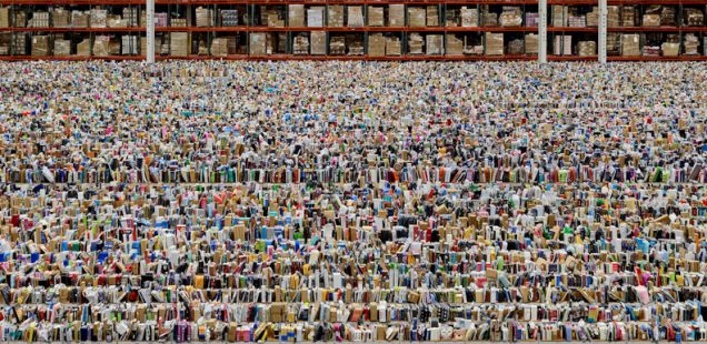 Amazon by Gursky