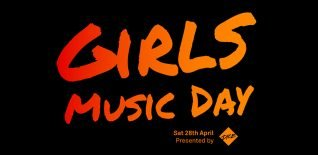 Girls Music Day by DICE