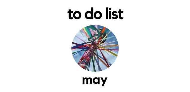 Things to Do in London - May 2018