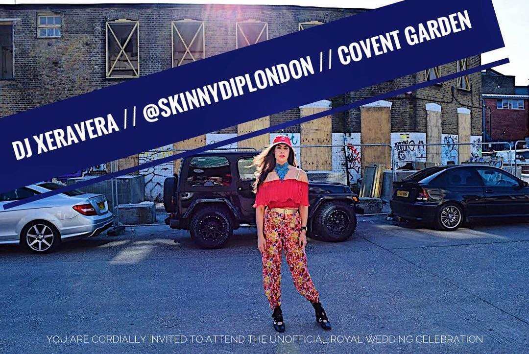 XERA VERA's Unmissable Clubs in London This Weekend - 18-20 May 2018 2