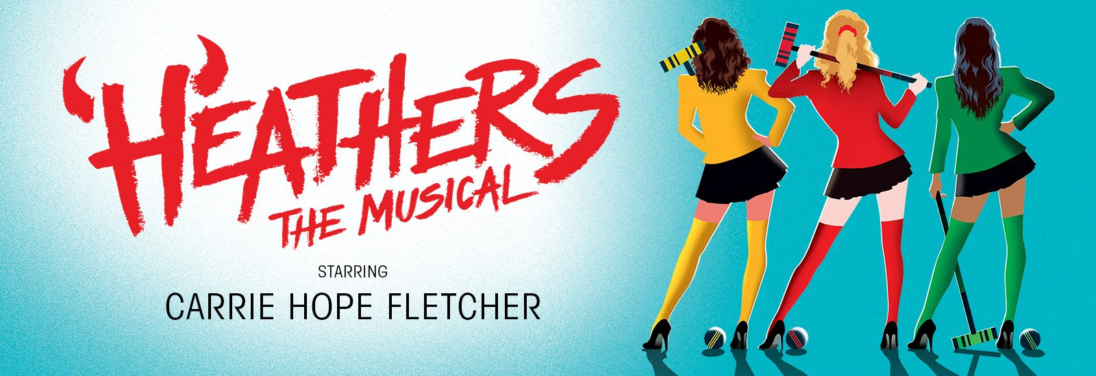 HOW VERY! The HEATHERS Phenomenon: Heathers the Musical + Movie Re-Release 1