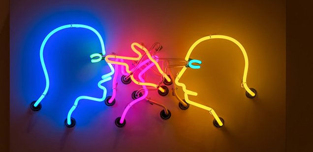 Lights of London: Get your NEON fix at our top 9 London luminaries 3
