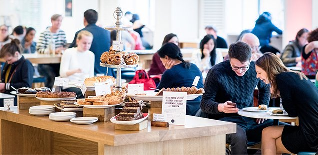 London's Top Work and Study Spaces 4