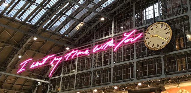 Lights of London: Get your NEON fix at our top 9 London luminaries 7