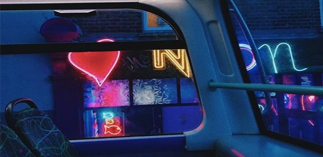 Lights of London: Get your NEON fix at our top 9 London luminaries 4