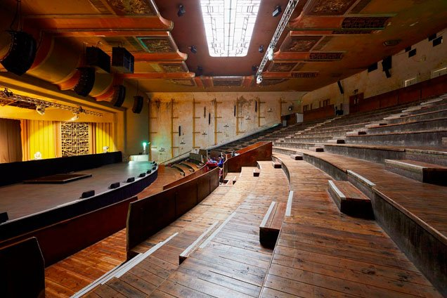 The 10 Secret Wonders of London including Omeara, EartH & Wilton's Music Hall 3