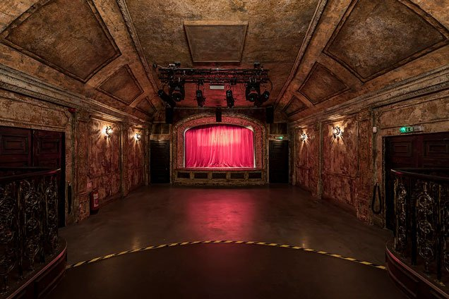 The 10 Secret Wonders of London including Omeara, EartH & Wilton's Music Hall 6