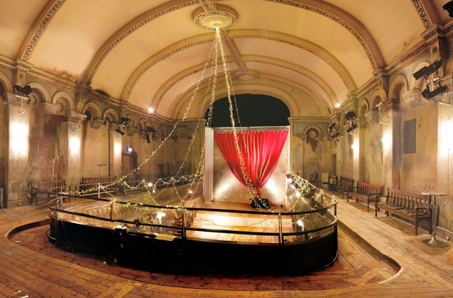 The 10 Secret Wonders of London including Omeara, EartH & Wilton's Music Hall 10