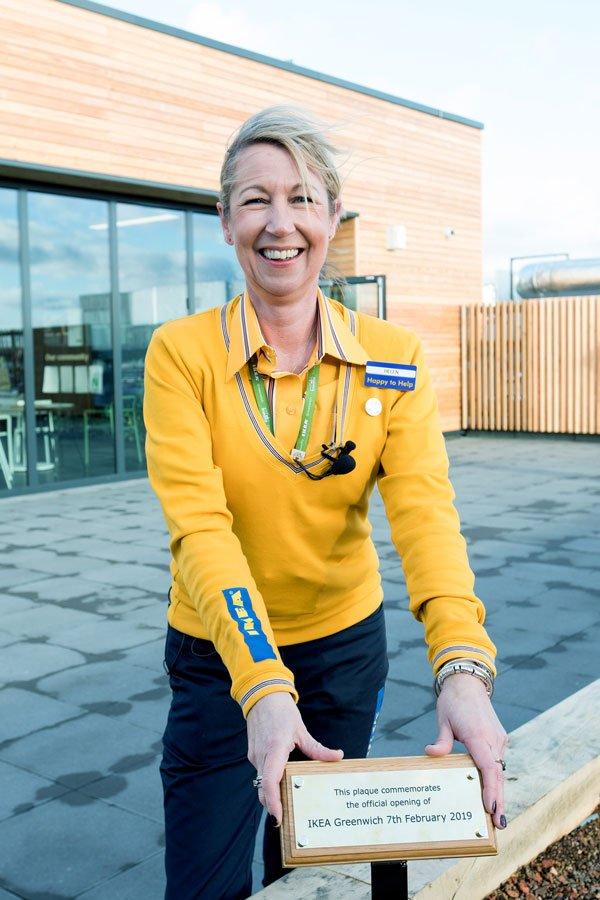 Interview: IKEA Greenwich Store Manager, Helen Aylett 1