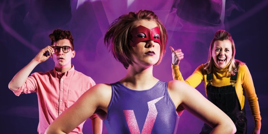 Interview: Vulvarine: A New Musical's Robyn Grant and Daniel Foxx 1