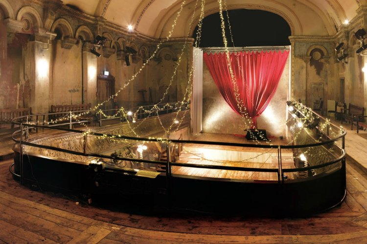 Get inspired with life-changing tracks at OneTrackMinds at the stunning Wilton's Music Hall 1