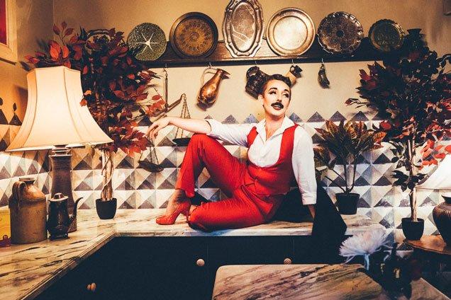 Interview: Alexander Luttley - new cabaret director of Hello Darling! in Waterloo 1