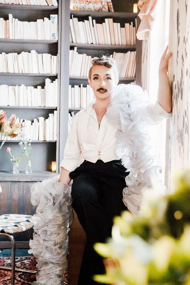 Interview: Alexander Luttley - new cabaret director of Hello Darling! in Waterloo 2