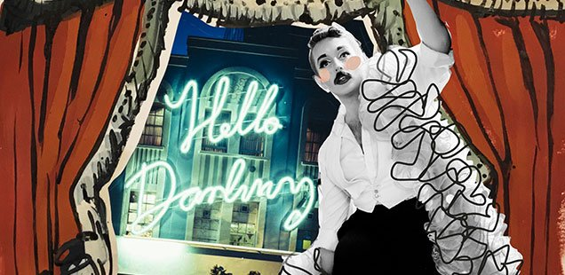 Interview: Alexander Luttley - new cabaret director of Hello Darling! in Waterloo