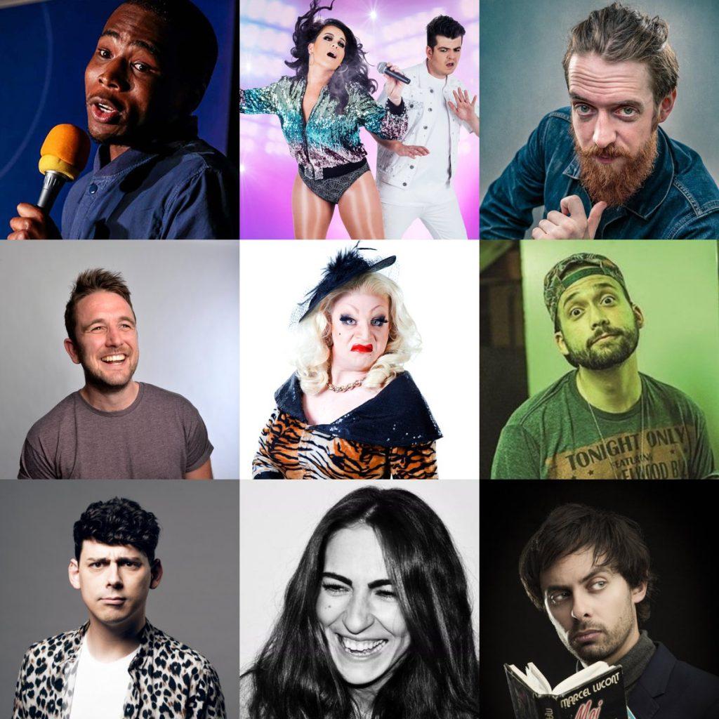 Edinburgh Fringe Reviews 2019 - Updated Daily 8