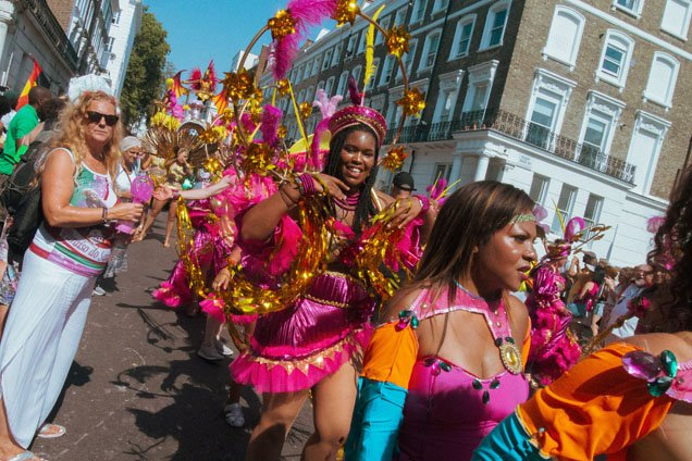 Photo Special: Notting Hill Carnival by Marcus Hessenberg 10