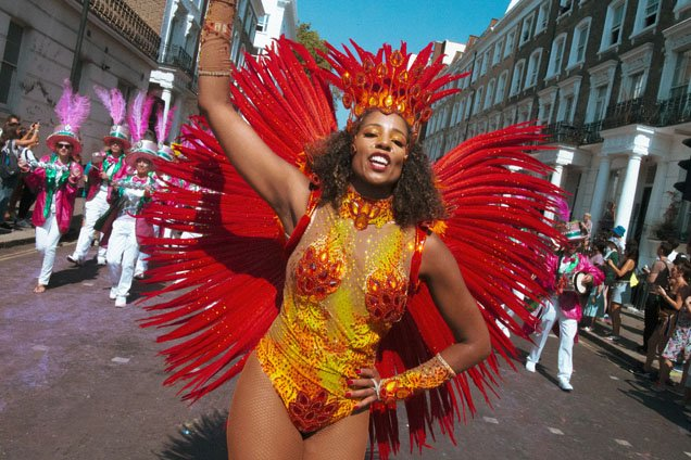 Photo Special: Notting Hill Carnival by Marcus Hessenberg 2