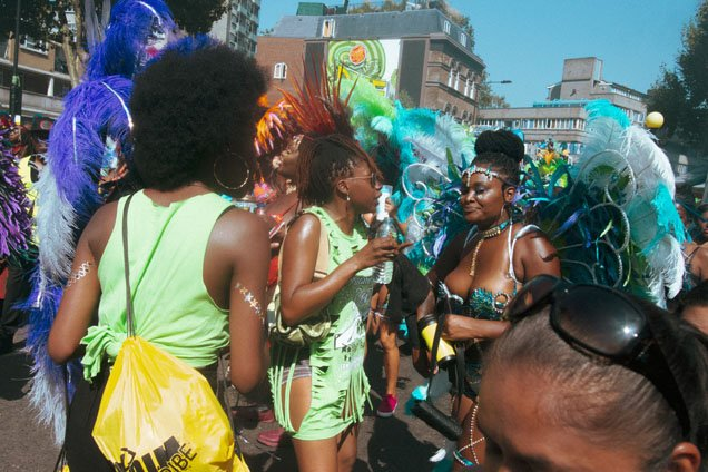 Photo Special: Notting Hill Carnival by Marcus Hessenberg 5
