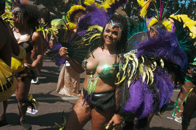 Photo Special: Notting Hill Carnival by Marcus Hessenberg 8