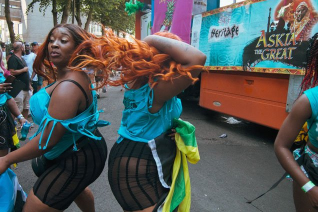 Photo Special: Notting Hill Carnival by Marcus Hessenberg 11