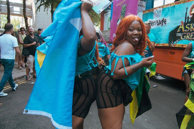 Photo Special: Notting Hill Carnival by Marcus Hessenberg 13