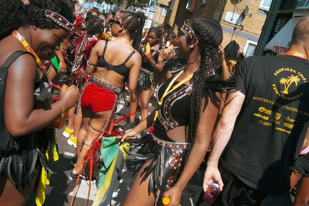 Photo Special: Notting Hill Carnival by Marcus Hessenberg 19