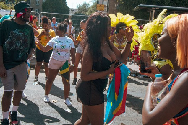 Photo Special: Notting Hill Carnival by Marcus Hessenberg 29