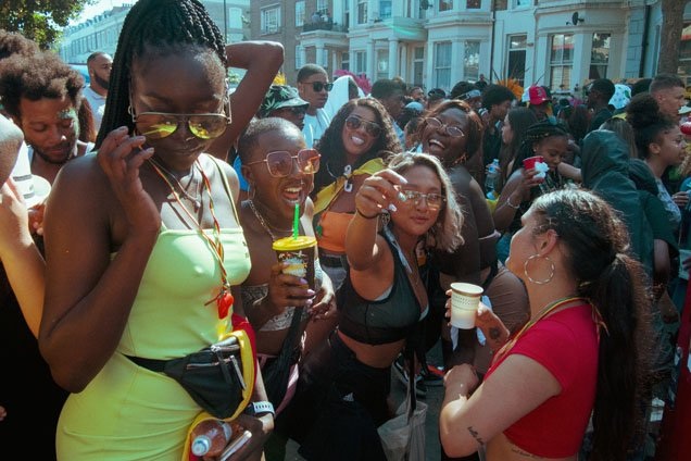 Photo Special: Notting Hill Carnival by Marcus Hessenberg 22