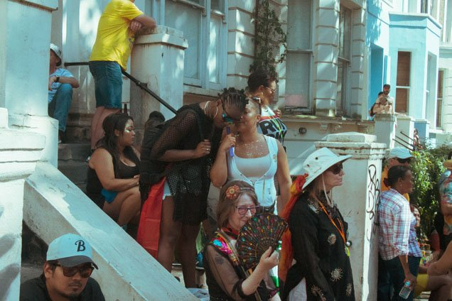 Photo Special: Notting Hill Carnival by Marcus Hessenberg 31