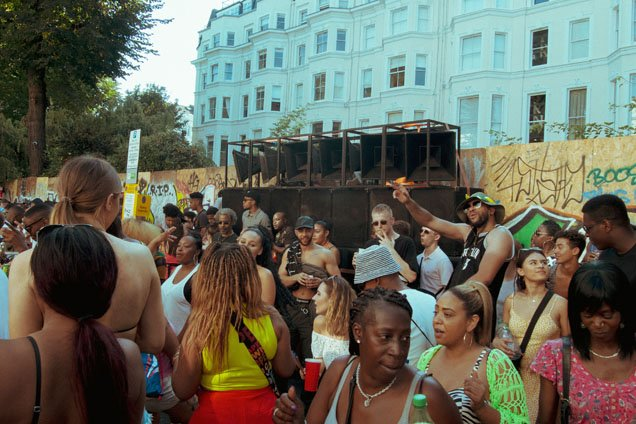 Photo Special: Notting Hill Carnival by Marcus Hessenberg 33