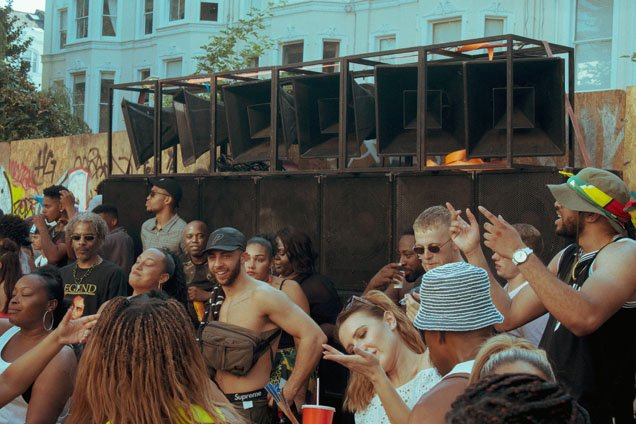 Photo Special: Notting Hill Carnival by Marcus Hessenberg 34