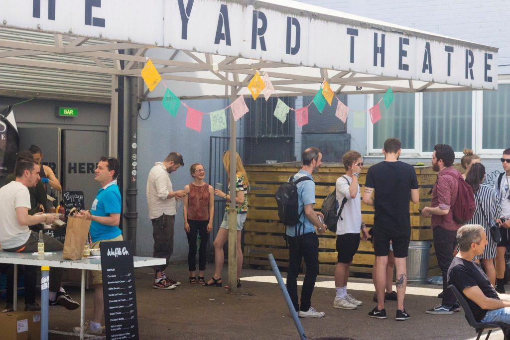 The Shortest Nights @ The Yard Theatre, June 2019 2
