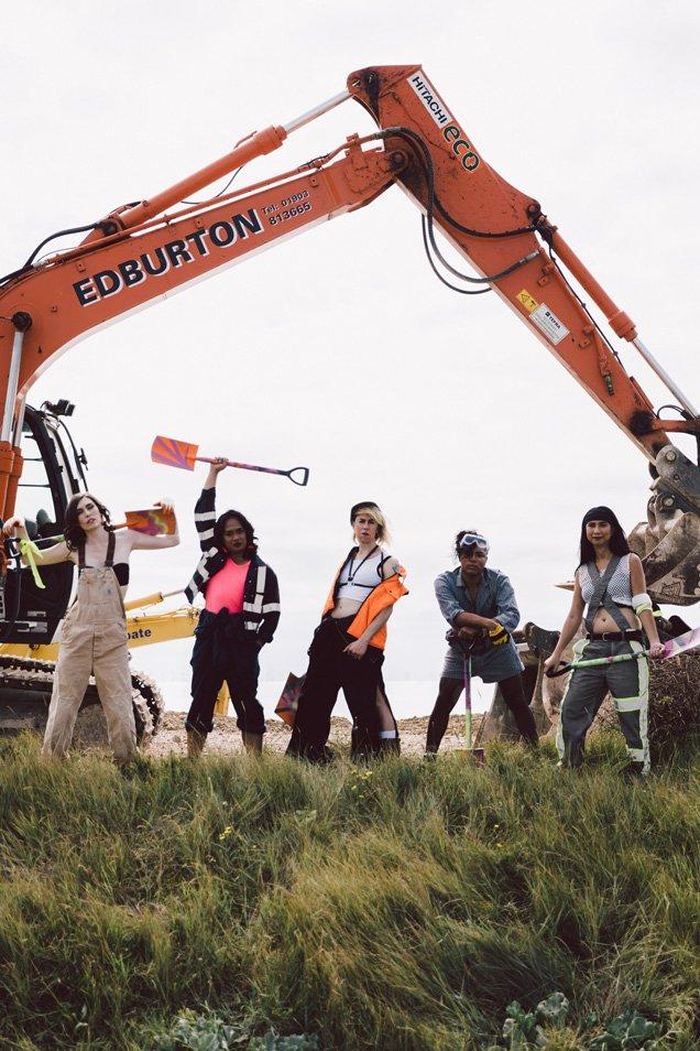 Interview: Emma Frankland on Demolishing Ovalhouse 3