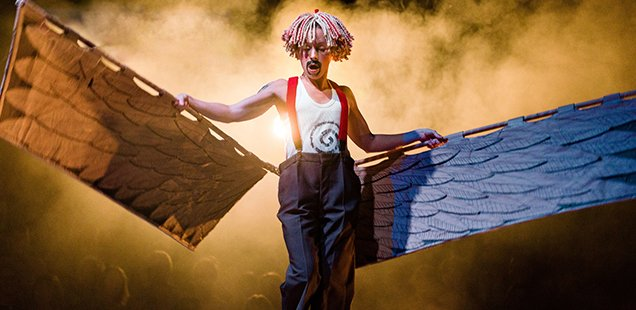 Review & Q&A: Kneehigh's Ubu! A Singalong Satire