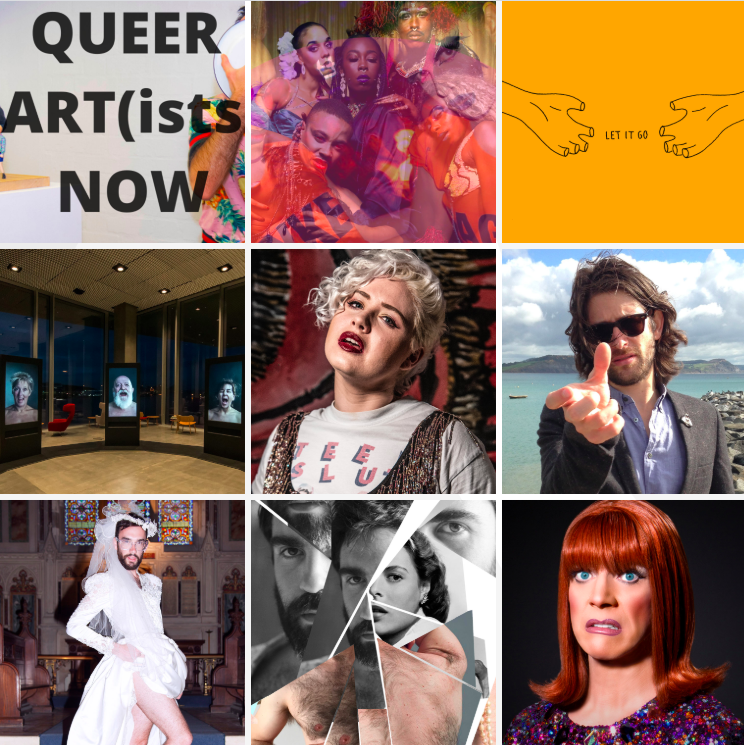 And What? Queer. Arts. Festival. interview with artistic director Andrew Ellerby 2