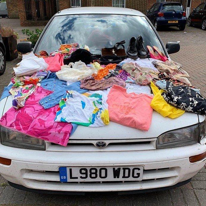 Peckham Car Boot