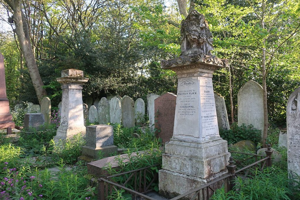 Tower Hamlets Cemetery Park, Mile End