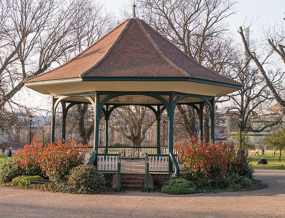 Ruskin Park, Denmark Hill