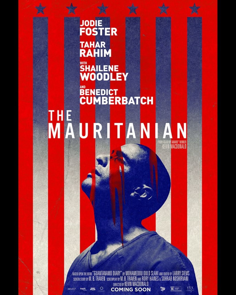 The Mauritanian - Poster