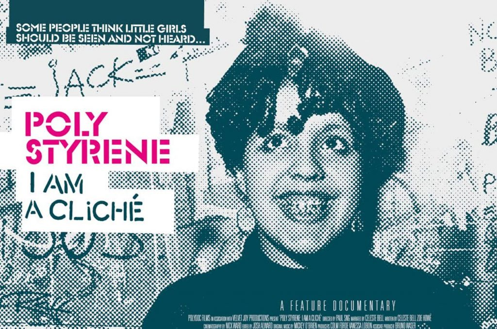 Poster for Poly Styrene: I am a Cliche