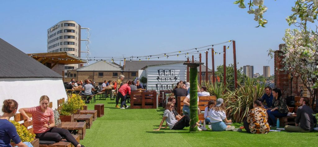 36 Places to Drink Outside in London 7