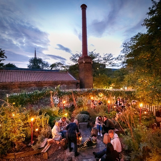 36 Places to Drink Outside in London 19