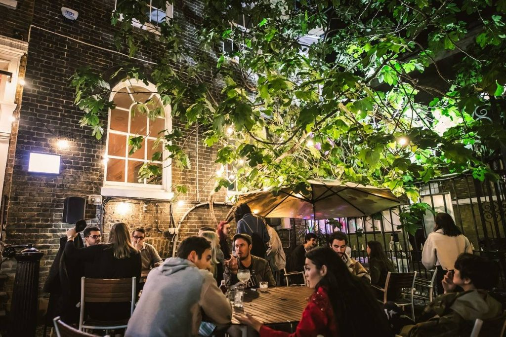 36 Places to Drink Outside in London 21