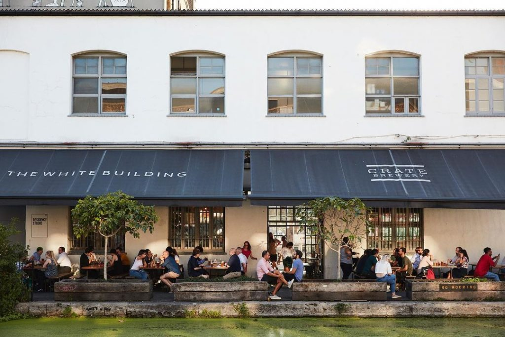 36 Places to Drink Outside in London 6
