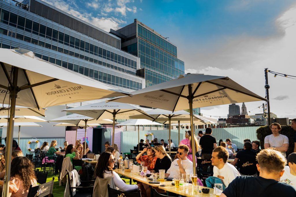 36 Places to Drink Outside in London 28