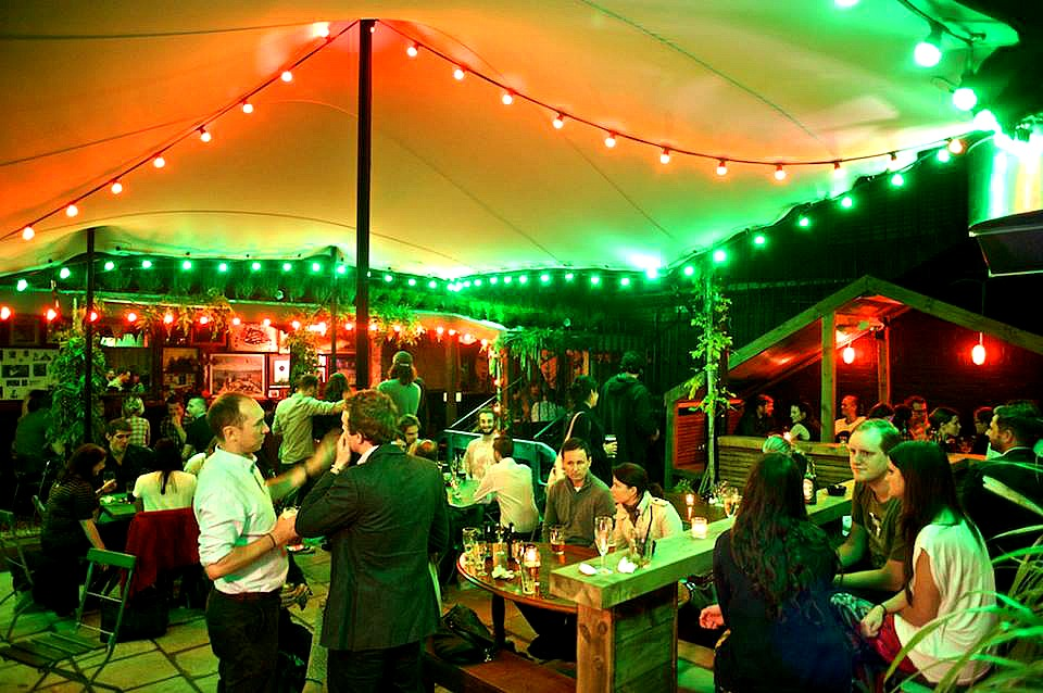 36 Places to Drink Outside in London 10