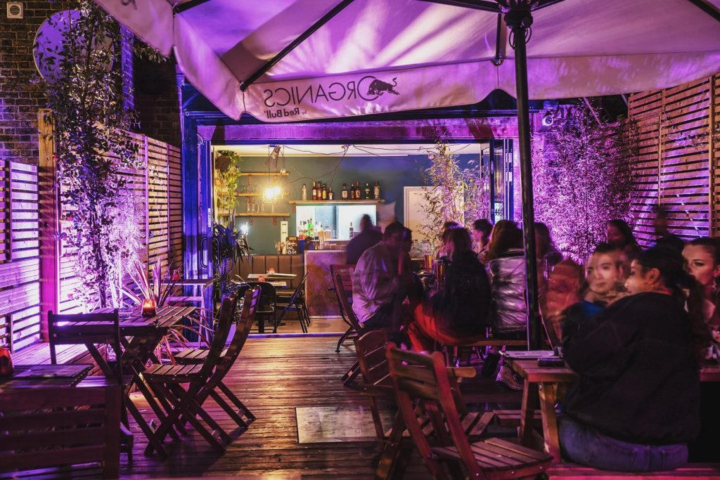 36 Places to Drink Outside in London 35
