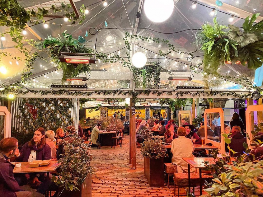 36 Places to Drink Outside in London 24