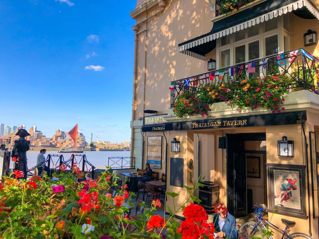 36 Places to Drink Outside in London 36